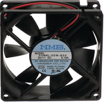 Axial fan 80x80x25mm 24V DC