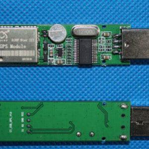 GPS mottagare SIRF3 USB med extern antenn