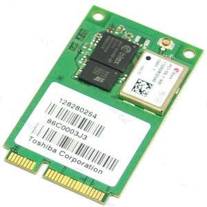 GPS mottagare u-blox B39 mini PCI express