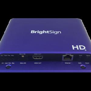 Mediaspelare digital signage Brightsign HD-223