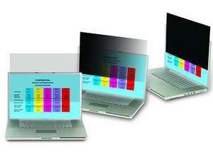 Insynsskyddsglas för 15 tum wide LCD monitor