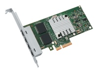 Quad Ethernet Intel PCI-e kort 4x Gigabit
