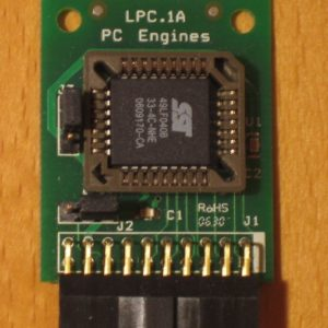 LPC1A Flash recovery board Alix 6F motherboard