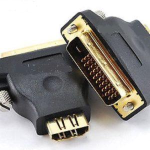 Infocus M1 DVI hane till HDMI hona adapter