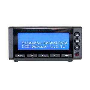 LCD raddisplay 20x4