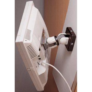 Monitorarm för väggmontage