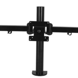 Bordsarm trippla monitorer VESA 75/100