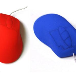 Industriellt pekdon Ergo standard mus IP68 USB Svart