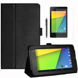Nexus 7 2:nd gen Fodral / Stativ svart