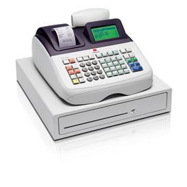 Olivetti kassaregister ECR8200 - PAKETPRIS
