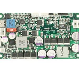 Mini Open UPS kontroller battery backup system