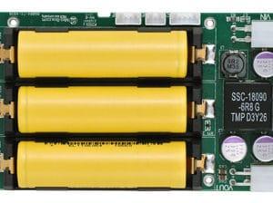 Mini Open UPS 2 kontroller battery backup system