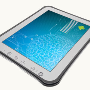 "Industriell tablet 10"" Android IP65"