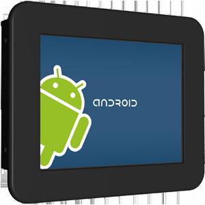 "Google Android HMI  panel PC 10"" Svart"