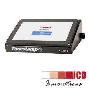 ICD Timestamp TS2110 digital stämpelklocka