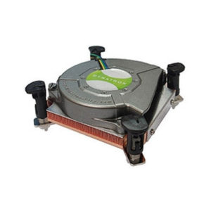 Dynatron 1U K2 Intel 1150/1/5/6 CPU Cooler Low Profile