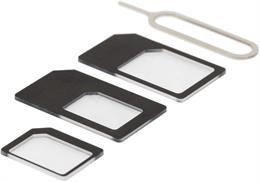 SIM kortadapter kit