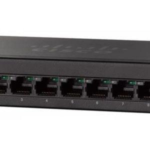 Cisco SG110D-08 8 port Gigabit-switch