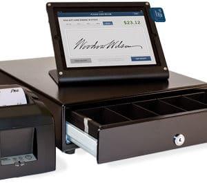 Komplett Kassasystem Nutid Retail Tablet