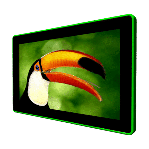 "Android HMI webpad / panel PC 10,1"" Svart"