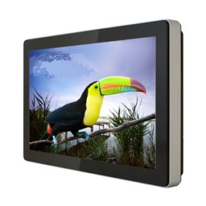 "Industrimonitor 15,6"" projected capacitive multitouch"