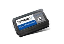 Industrial Transcend IDE flash module 32 MB