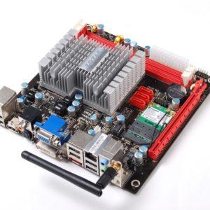 Zotac IONITX-F-E, Intel Atom N330, nVidia ION
